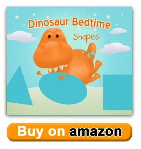Dinosaur Bedtime: Shapes