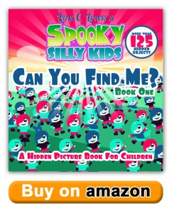 Spooky Silly Kids: Can You Find Me? Book 1