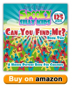 Spooky Silly Kids: Can You Find Me? Book 2
